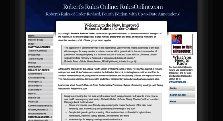 Robert s rules of ranging dating