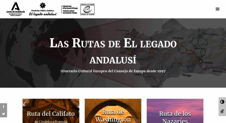 las rutas de el legado andalus