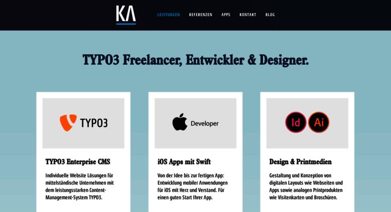 Freelancer Köln access s2 ka mediendesign de typo3 freelancer und entwickler bei