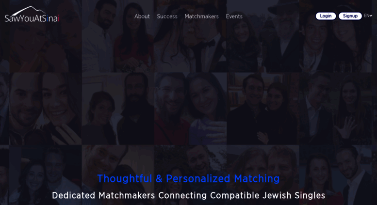 jewish dating matchmaking