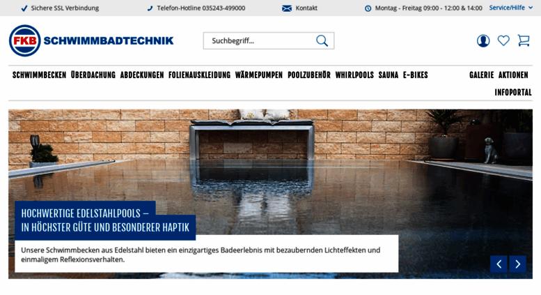 Fkb Schwimmbadtechnik access schwimmbadtechnik fkb de fkb schwimmbadtechnik