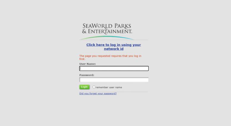 Access Seaworldentertainment Redcarpet Silkroad Com Silkroad Onboarding Login
