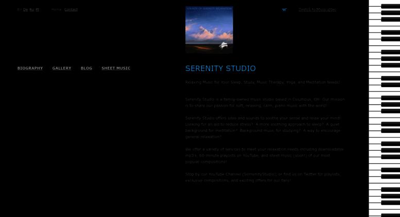 Access Serenity Studiomusicaneo Studio