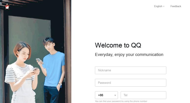 Qq sign up