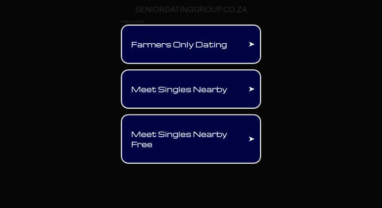 Singles Senior Dating Agency Co Uk Login