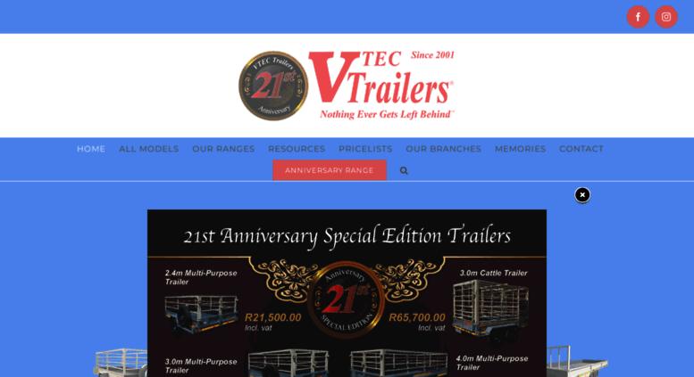 Access Sleepwa Co Za Vtec Trailers Vtec Trailers