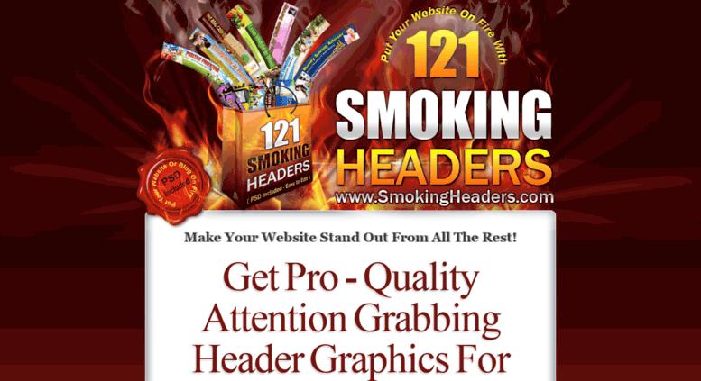 attention grabber smoking