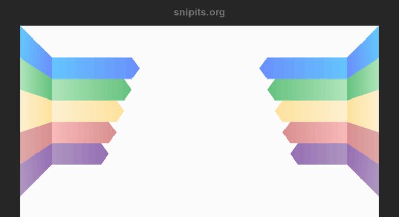 snipits.org screenshot