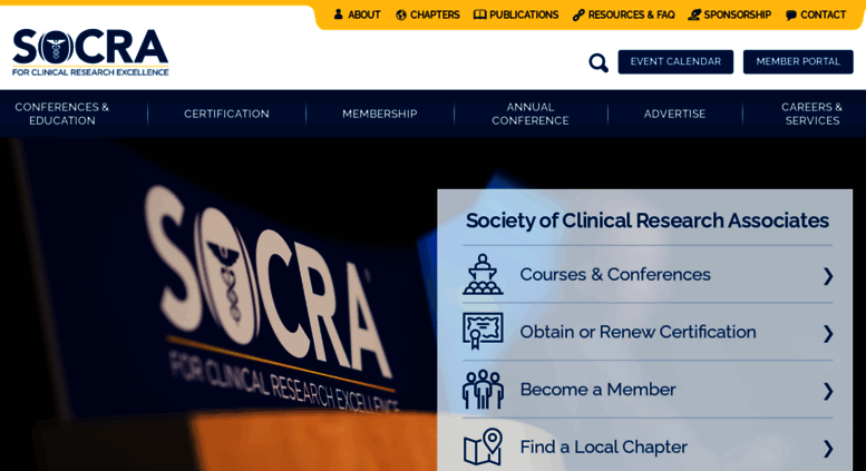 Access Socra Socra The Society Of Clinical Research Associates