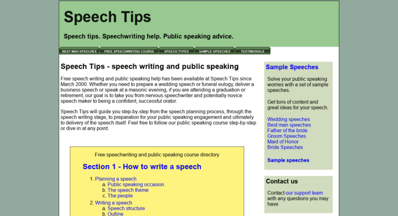 how to write a presentation speech How to write a speech print print document pdf once you have your speech written, practice it several times until you feel comfortable with the entire process if possible, gather a few trusted friends to listen to you and offer constructive criticismwe promise that you'll live to tell the story.