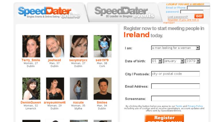 Best free dating websites ireland