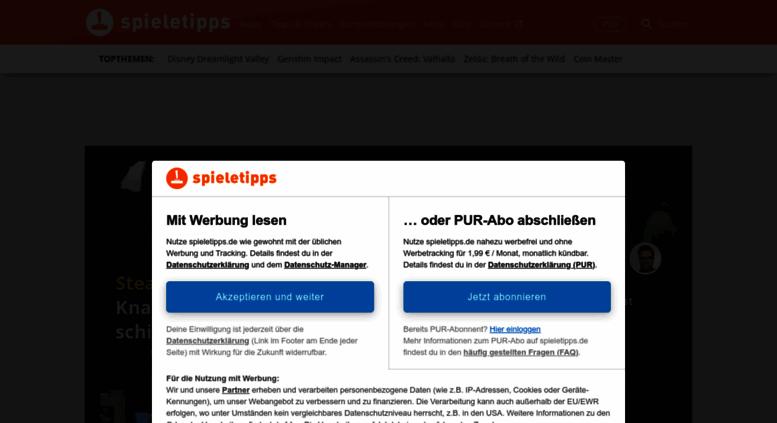 Access Spieletippsde Spieletipps Verrückt Nach Games News - Minecraft spieletipps xbox 360