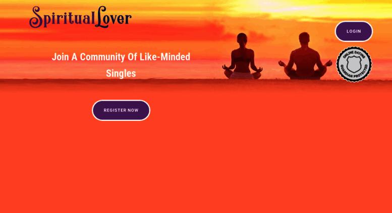 spiritual lover dating