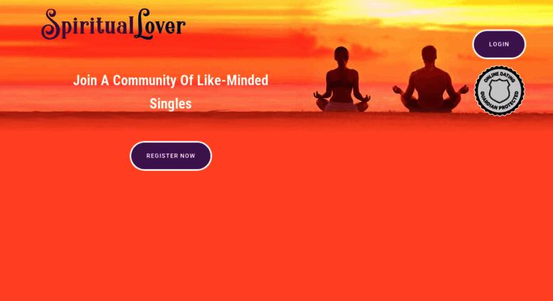 Online dating spiritual singles login