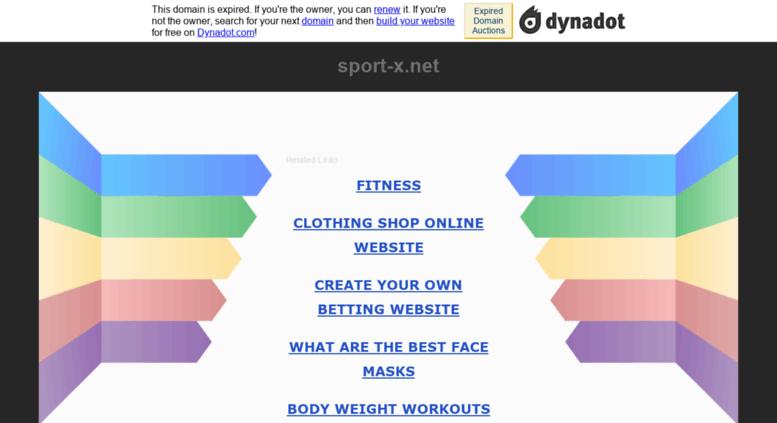 sports-x.net