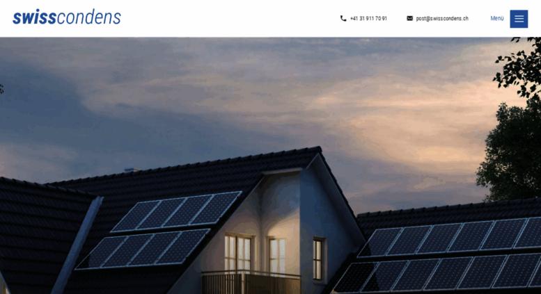Innovative Heizsysteme access swisscondens ch innovative heizsysteme swisscondens gmbh