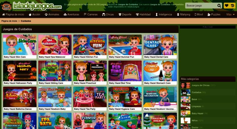 Access Take Care Of Isladejuegos Es Juegos Gratis Online Com