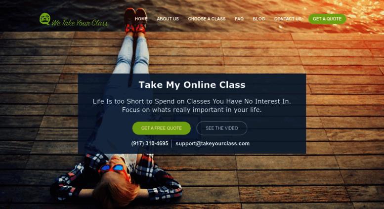 Access Takeyourclasscom Take My Online Class For Me  Test  Take My Online Class For Me  Test  Homework  Quiz  Essay