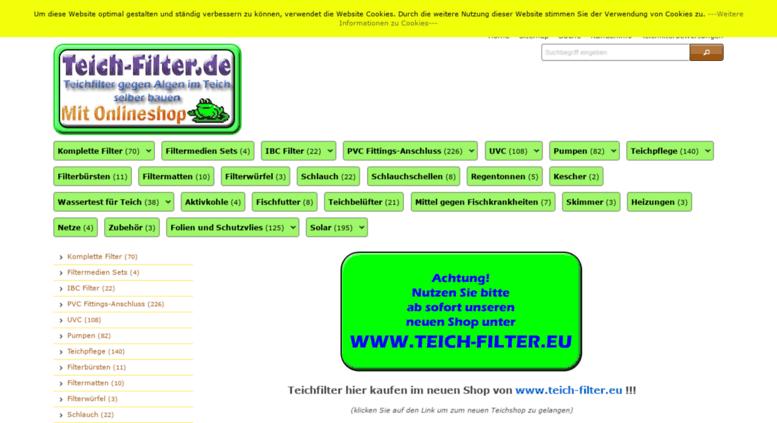 Teichfilter selber bauen chris koi and garden blog for Teich design store