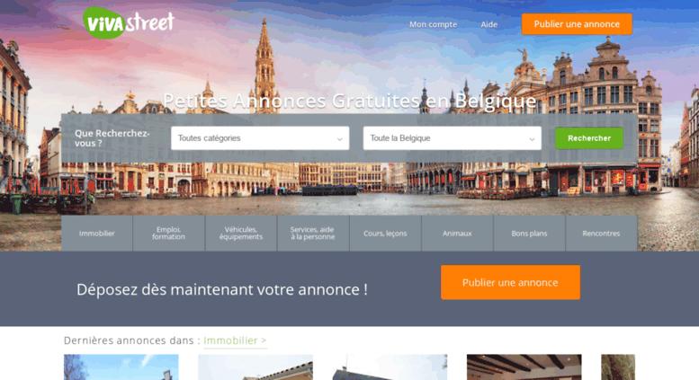 Vivastreet annonce rencontre rencontre des femmes gratuitement francophone wannonce toulouse rencontre