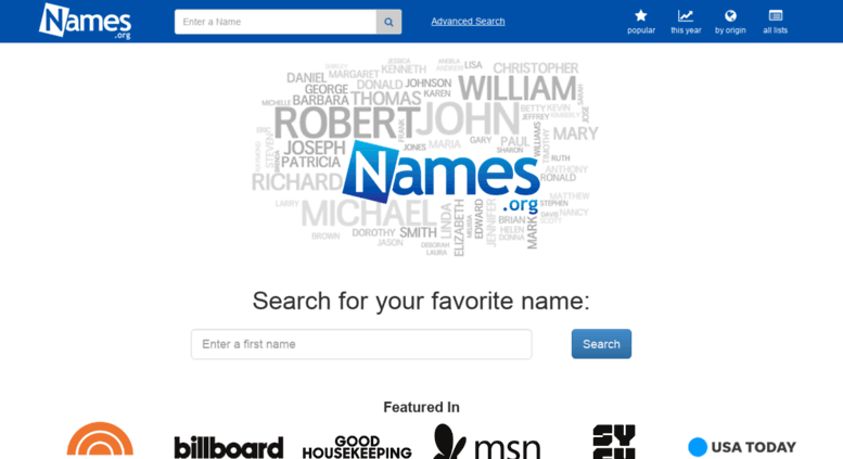 Access Themeaningofnames What Does My Name Mean The Meaning Of