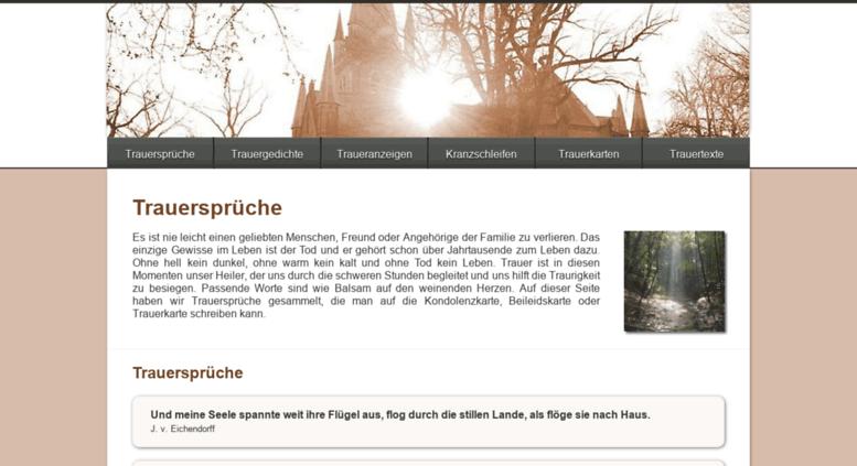 access trauersprueche. trauersprüche | spruch für trauerkarte