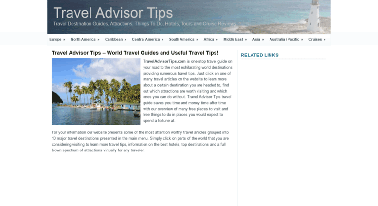 Travel News Tips and Guides  USATODAYcom