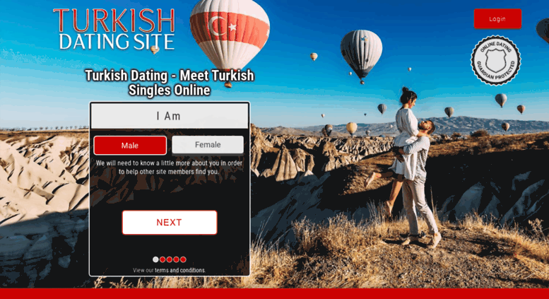 100 dating free in single site turkey