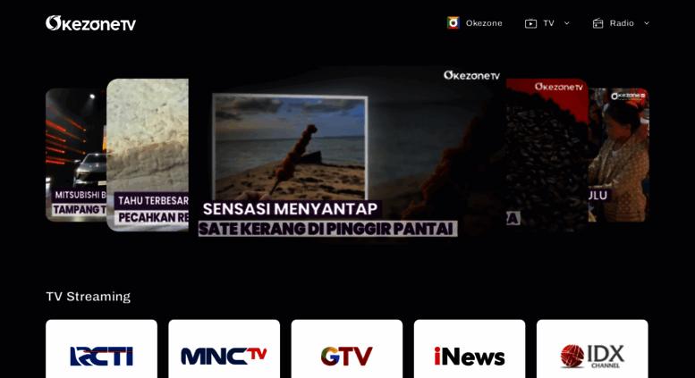 Access tvokezone okezone tv rcti live streaming online okezone tv rcti live streaming online stopboris Images