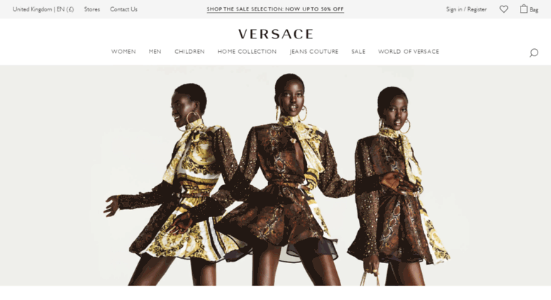 Versace Official Online Store Europe   Fashion Clothing   Accessories caaffe8204