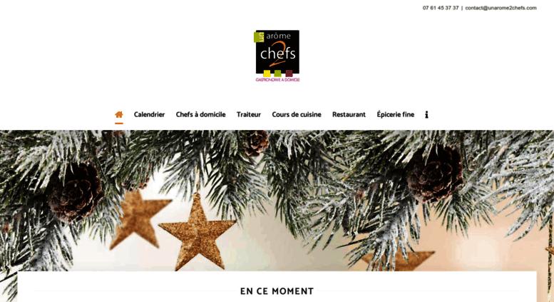 Access Unaromechefscom Cours De Cuisine Tours Un Arôme Chefs - Cours de cuisine rome