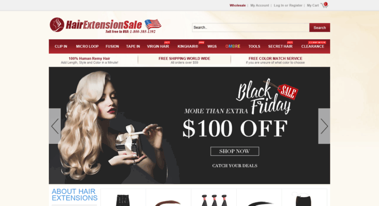 Access Ushairextensionsale Cheap 100 Real Remy Virgin Human Hair Extensions Worldwide