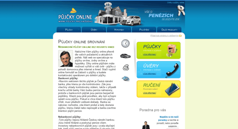 Pujcka online ihned bez registru rousínov