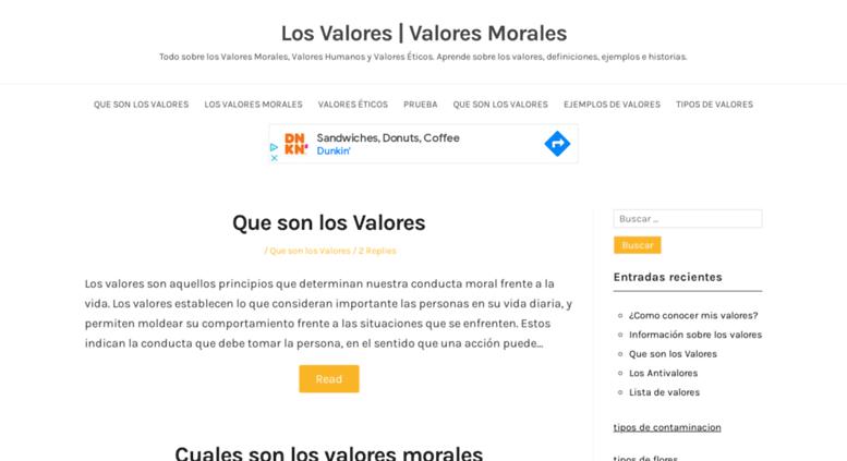 Access Valoresmorales Net Los Valores Morales Valores Humanos