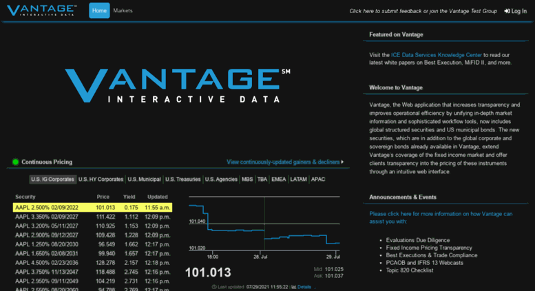 datavantage