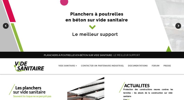 access vide le site des industriels des. Black Bedroom Furniture Sets. Home Design Ideas