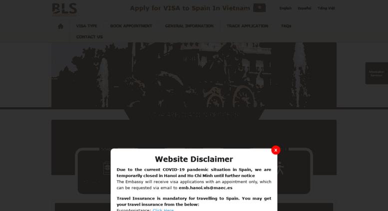 spain official website