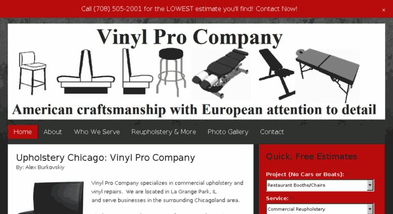 Vproco.driven Seo.com Screenshot