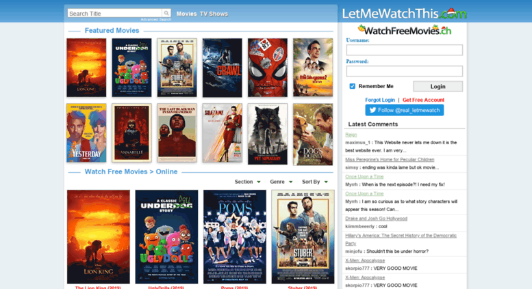 Free Movies Cinema – Watch Free Movies Online