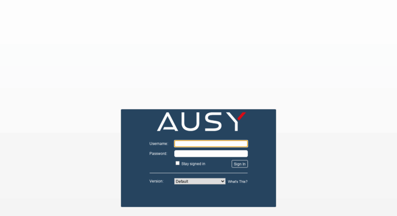 Access webmail.ausy-group.com. Zimbra Web Client Sign In