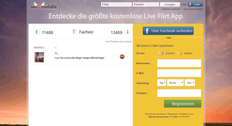 Access wecuddle.de. wecuddle.de - die größte, kostenlose