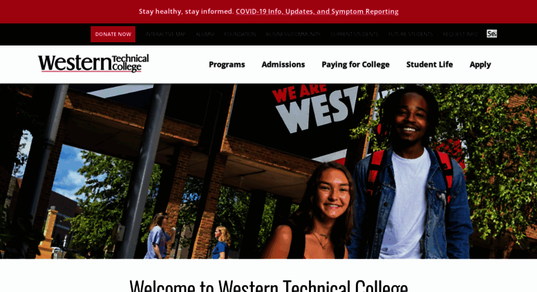 Access westerntc western technical college the affordable access westerntc western technical college the affordable path to a great career and a better life thecheapjerseys Images