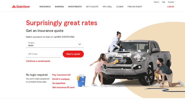 Access Wifistatefarm Get Insurance Quotes Save On Auto Awesome State Farm Insurance Quotes
