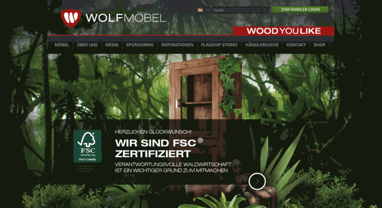 Access wolf-moebel.com. WOLF MÖBEL | Würzburg - Schweinfurt