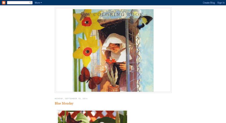 Access Mycoloringbookblogspot My Coloring Book