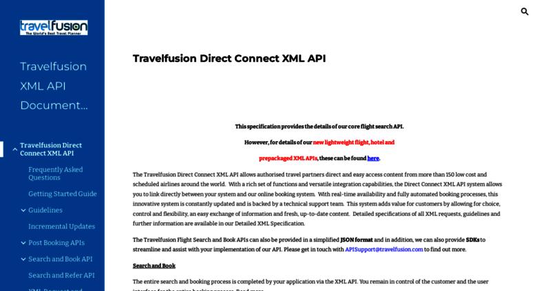 access xmldocs travelfusion com travelfusion xml api documentation