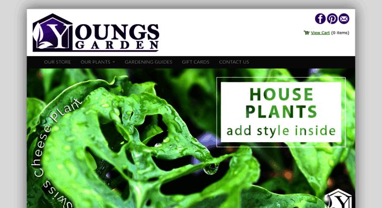 Marvelous Youngu0027s Garden Center | Roseburg Oregon Nursery
