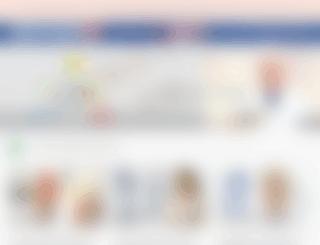 bioptron.cz screenshot