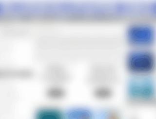 bluewallpaper.org screenshot
