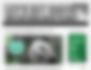 davidgaughran.wordpress.com screenshot